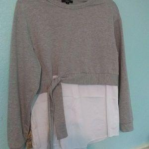 Drew lightweight sweater blouse